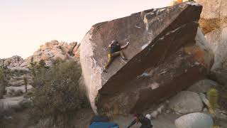 Carlo Traversi Climbs First Ascents in Joshua Tree by Five Ten