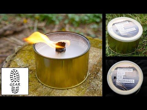 Outdoor-Kerzen von Schwabenfire