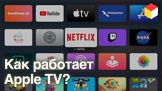 Apple TV и TvOS: самый подробный обзор для новичков