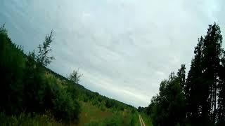 Fpv drone flight