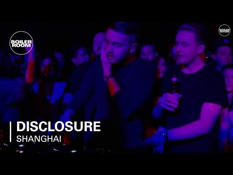 Disclosure DJ Set
