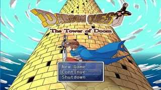 Dargon Quest: The Tower of Doom Gameplay Demo