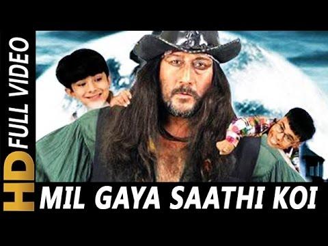 Mil Gaya Saathi Koi Apna| Baba Sehgal | Bhoot Unkle 2006  Songs | Jackie Shroff, Akhilesh Mishra