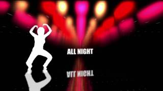 Manny Ward & Joi Cardwell ALL NIGHT (vid preview) Slanted Black Records