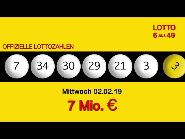 Lotto 6 und 49