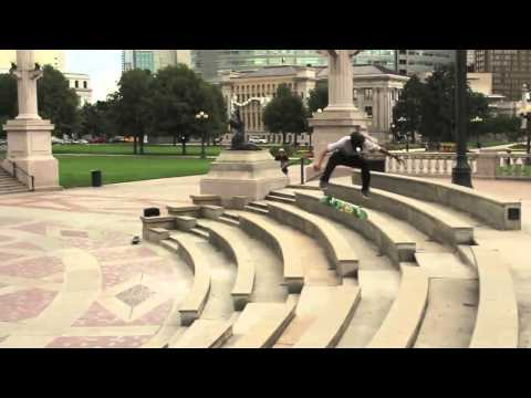 JULIAN CHRISTIANSON BIGGEST SWITCH HARDFLIP EVER!!! RAW FOOTAGE
