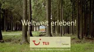 TUI Camper - Unterwegs zu Hause
