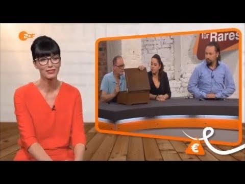 Bares für Rares - Silberbesteck Schatule - 300% über Schätzpreis rausgeholt!!!!