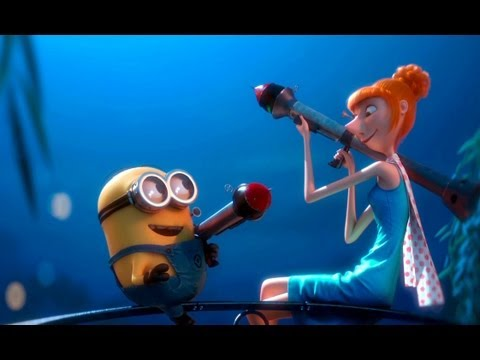 Despicable Me 2 (Clip 'Why Are You Here?')