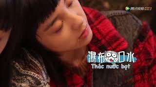[Vietsub] Hậu trường chảy nước dãi của Dương Tịch | Sống Không Dũng Cảm Uổng Phí Thanh Xuân tập 18