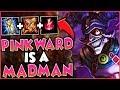 PINKWARD IS A MADMAN