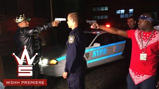 Uncle Murda & Maino 'Hands Up' (Eric Garner Tribute) (WSHH Premiere - Official Music Video)