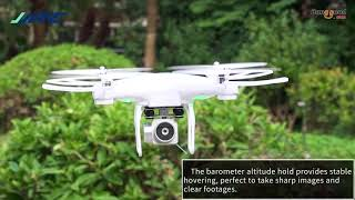 JJRC H68 WiFi FPV DRONE FOR BEGINNERS