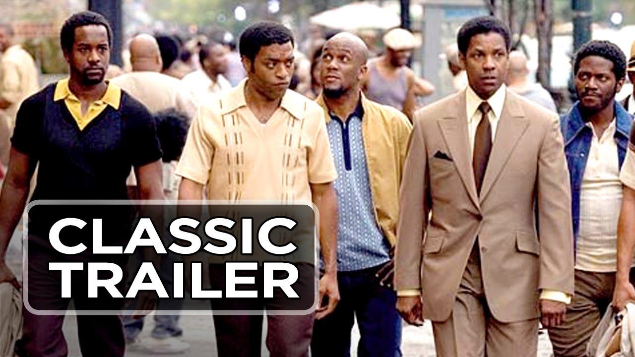 Trailer för American Gangster