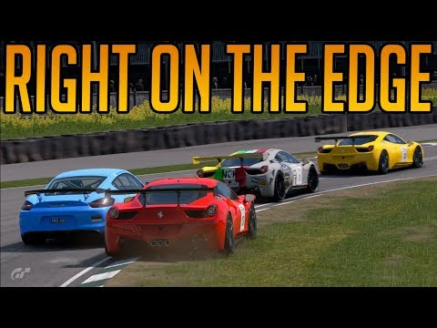 Gran Turismo Sport: Right On The Edge at Goodwood