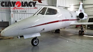 Clay Lacy's 1964 Lear Jet 23/24 N1965L (s/n 012)