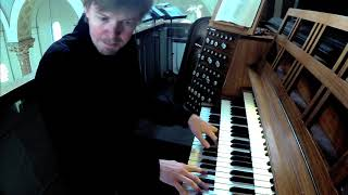 Coming Home by Frederik Magle (pipe organ)