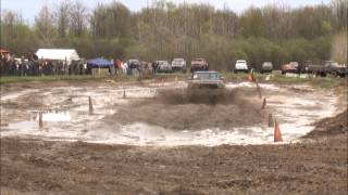 BIG BEND FAMILY CAMPGROUND MUD BOG  VIDEO 3 OF 7  5-17-2014