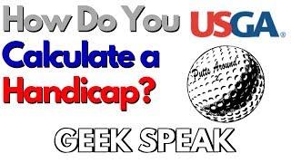 How Do You Calculate a Handicap?