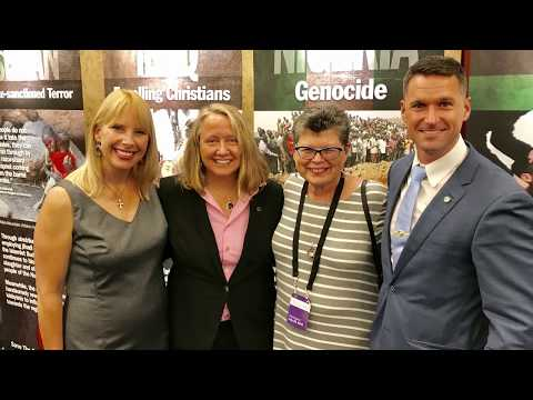 Standing with Persecuted Christians