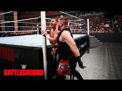 Sami Zayn vs. Kevin Owens: WWE Battleground 2016 on WWE Network
