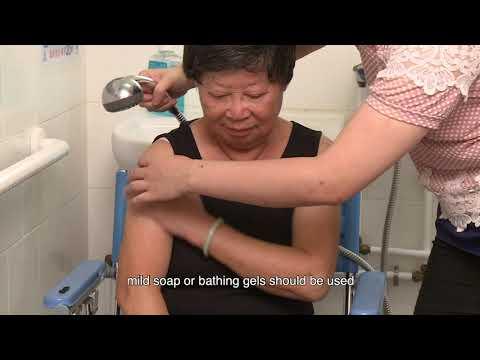 影片:Skin care