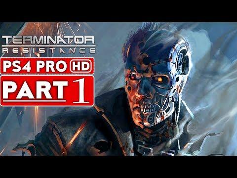 Gameplay de Terminator: Resistance