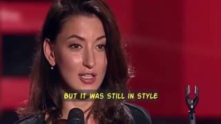 The Voice Daughter of One of The Judges Auditioning Will He Know Her And Turn! HD