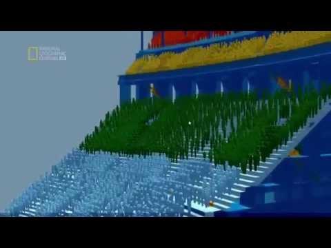 Stadium challenge: The Colosseum versus the Birdsnest
