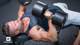 Big Chest Routine | Flex Friday with Trainer Mike by Bodybuilding.com
