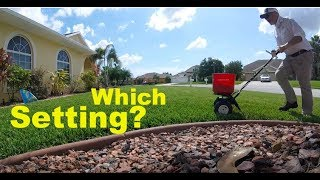 How To Apply Fertilizer To The Lawn | Lawn Fertilizing For Beginners