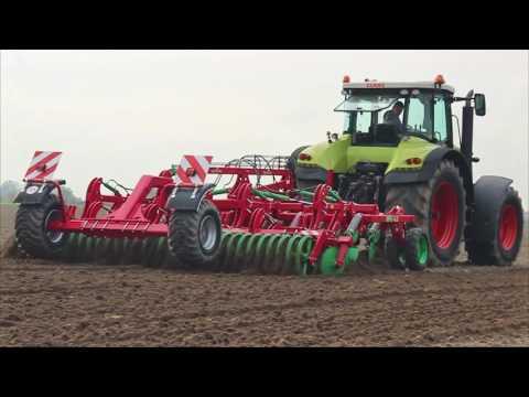 Agro-Tom APKH / APSPH - 3,6 m - gezogen