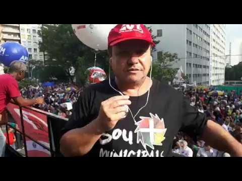 Greve continua! João B. Gomes fala da importância de continuar a mobilização