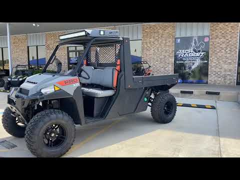 2019 Pro XD PRO XD 4000D AWD in Marshall, Texas - Video 1