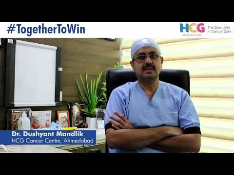 Robotic Surgery in Head and Neck Cancer - Dr. Dushyant Mandlik