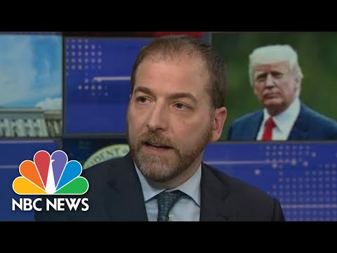 Chuck Todd: Morrison Testimony Not 'As Helpful' As Republicans Hoped | NBC News