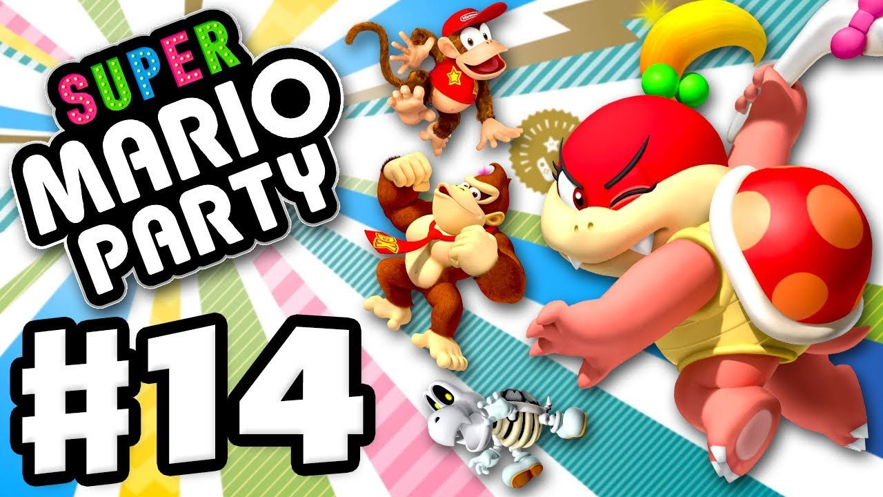 All Unlockable Characters! Pom Pom! - Super Mario Party - Gameplay