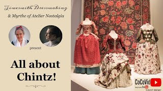 All About Chintz! with special guest Myrthe of Atelier Nostalgia | CoCoVid 2020