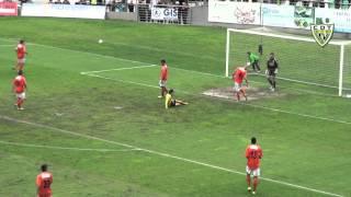 Tondela 4-2 Portimonense (Segunda Liga 2014-2015)