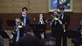 "IHS Jazz I performs ""Come Sunday"" at the 2016 Reno Jazz Festival"