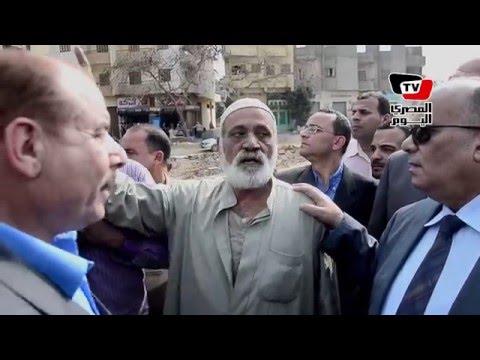 مواطن : «إحنا شايلين كفنا على شان مصر» و«إمام»: مش هنسيبك