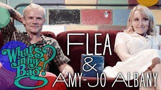 Flea & Amy-Jo Albany - What's In My Bag?