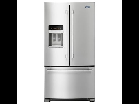 Maytag French Door Refrigerator in Fingerprint Resistant Stainless Steel Seeds Review