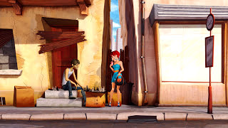 Bus Stop (court métrage d'animation - Bellecour Ecole)