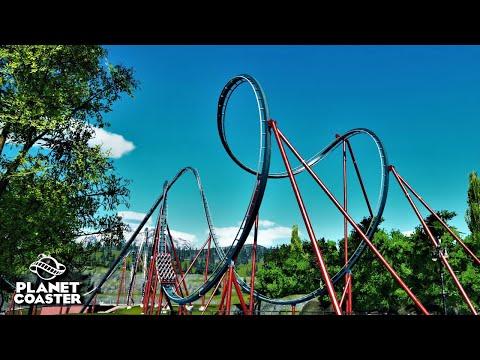 Planet Coaster   Adventure World
