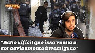 A mídia tratou traficantes do Jacarezinho como vítimas?