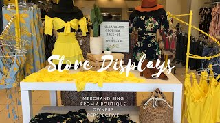 MERCHANDISING MY BOUTIQUE | Boutique Owner Life