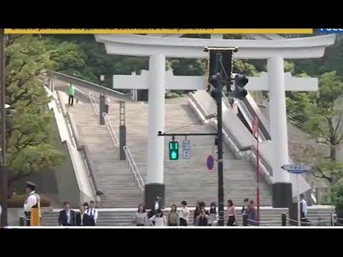 Пенсионеры в Японии: Приносить пользу обществу - это счастье.