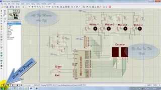 Density Based Traffic Signal System - YouTube