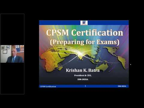 Overview of CPSM Exam 1, 2 & 3 - YouTube